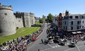 Windsor, Casamento Meghan e Harry