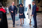 Meghan Markle, Príncipe Harry, Thomas Markle