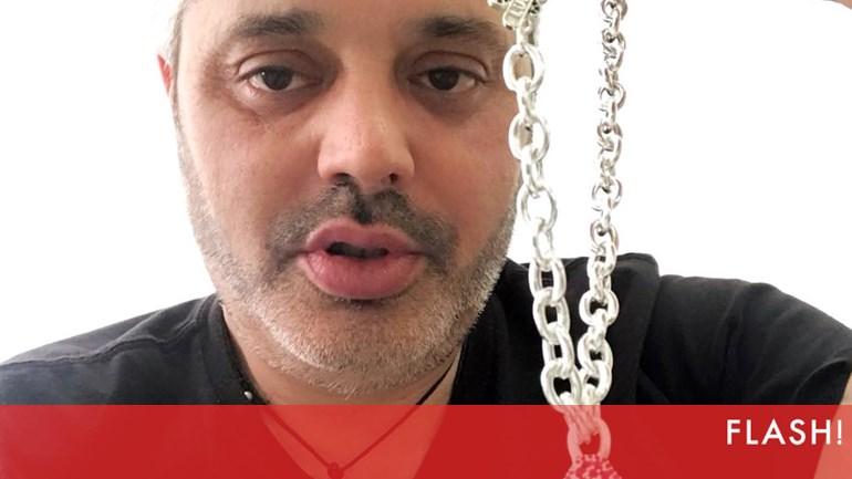 c1789e5b692 Famosos em choque! Joalheiro Gil Sousa põe fim à vida - Nacional ...