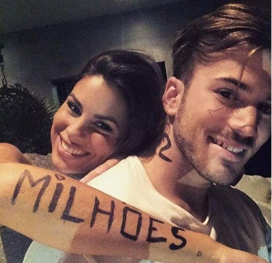 David Carreira, Carolina Loureiro