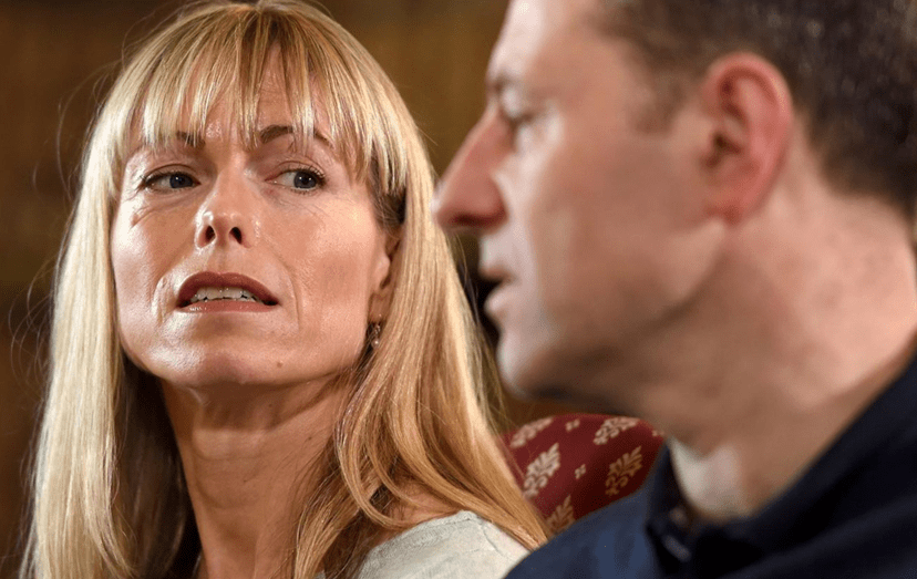 Kate e Gerry McCann