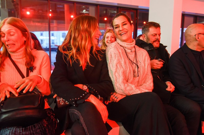A festa na 'front row' do Portugal Fashion