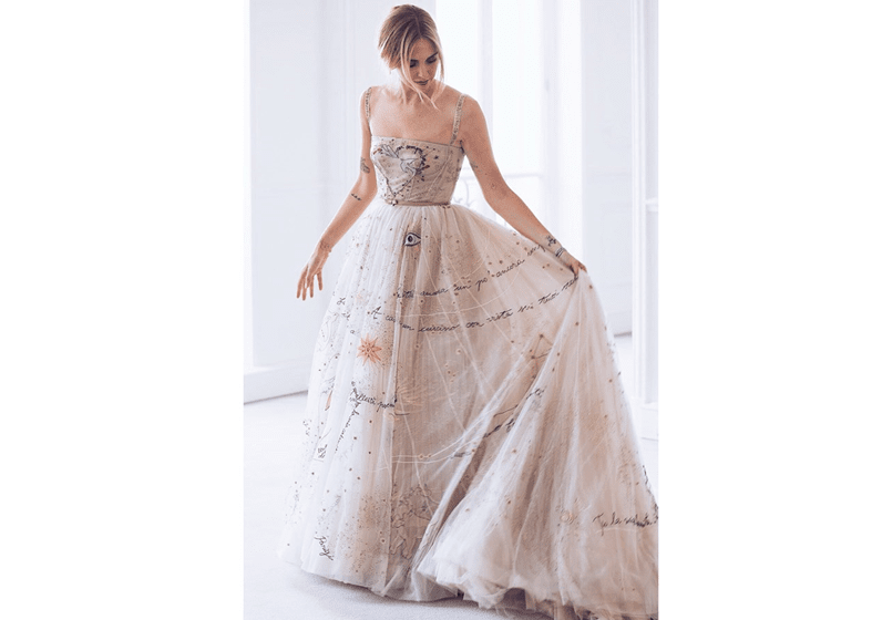 O casamento mais  'fashion' do ano