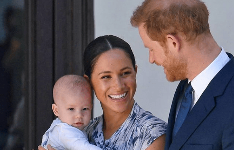 meghan, harry, archie