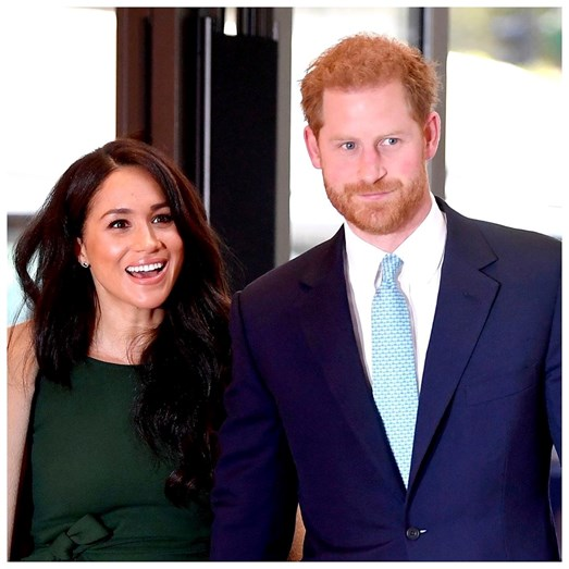 Meghan Markle, Príncipe Harry