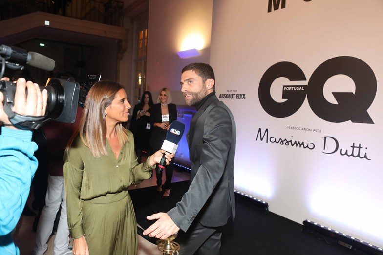 Jessica Athayde e Diogo Amaral, Gala GQ Men of The Year 2019